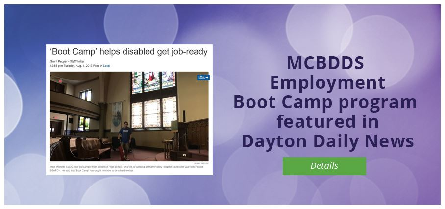 Dayton Daily Boot Camp feature