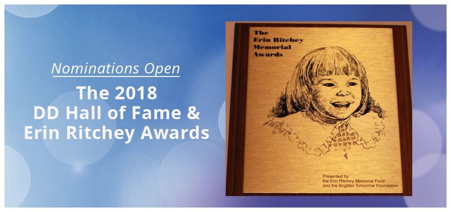 DDHOF and Ritchey Award Nominations Open
