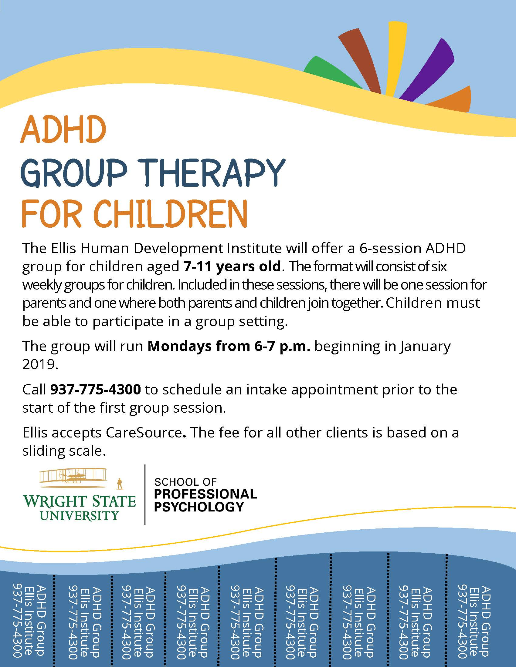 ADHD Group Community Flyer_RevisedOCTOBER2018